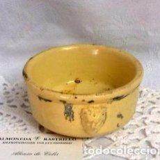 Oggetti Antichi: SARREGUEMINES, TERRE A FEU. Lote 33081812