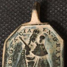 Antigüedades: VIRGEN DE GRACIA EN GRANADA - JESÚS NAZARENO - SIGLO XVII - XVIII. Lote 95074719