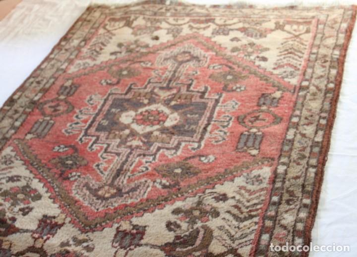 Antigüedades: ANTIGUA ALFOMBRA DE IRAN, - Foto 2 - 95082267