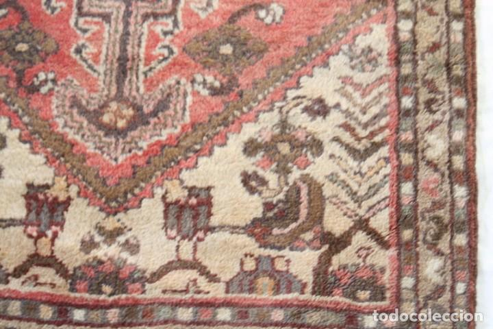 Antigüedades: ANTIGUA ALFOMBRA DE IRAN, - Foto 3 - 95082267