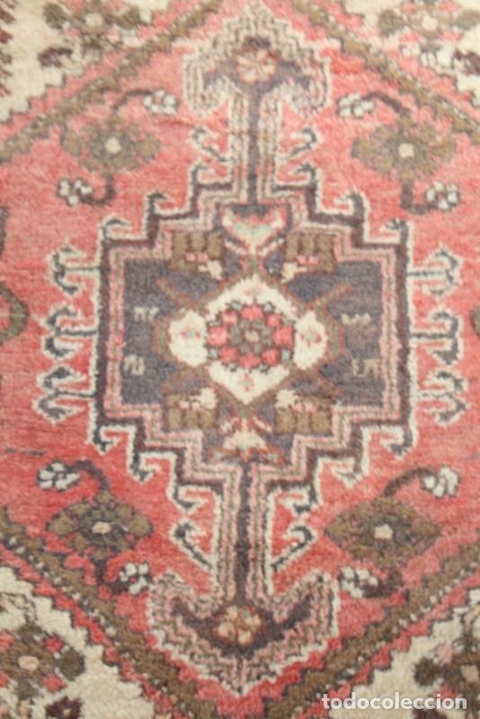 Antigüedades: ANTIGUA ALFOMBRA DE IRAN, - Foto 4 - 95082267