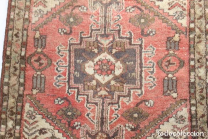 Antigüedades: ANTIGUA ALFOMBRA DE IRAN, - Foto 5 - 95082267