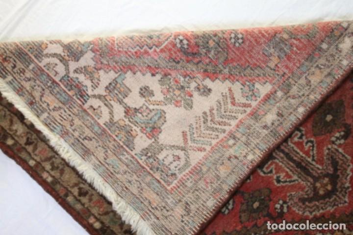 Antigüedades: ANTIGUA ALFOMBRA DE IRAN, - Foto 6 - 95082267