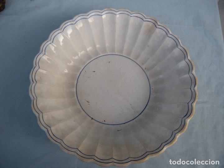FUENTE GALLONADA DE CARTAGENA. (Antigüedades - Porcelanas y Cerámicas - Cartagena)