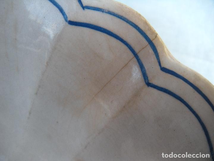 Antigüedades: FUENTE GALLONADA DE CARTAGENA. - Foto 6 - 95091987