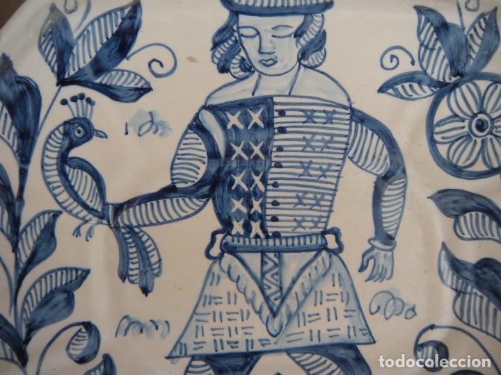 Antigüedades: FUENTE OCHAVA LA MENORA TALAVERA - Foto 3 - 95097387