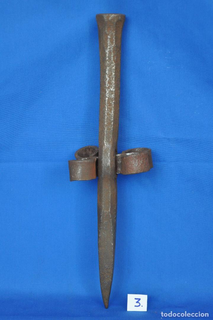 Antigüedades: Yunque para picar la guadaña.Nº 3 - Foto 3 - 95146639