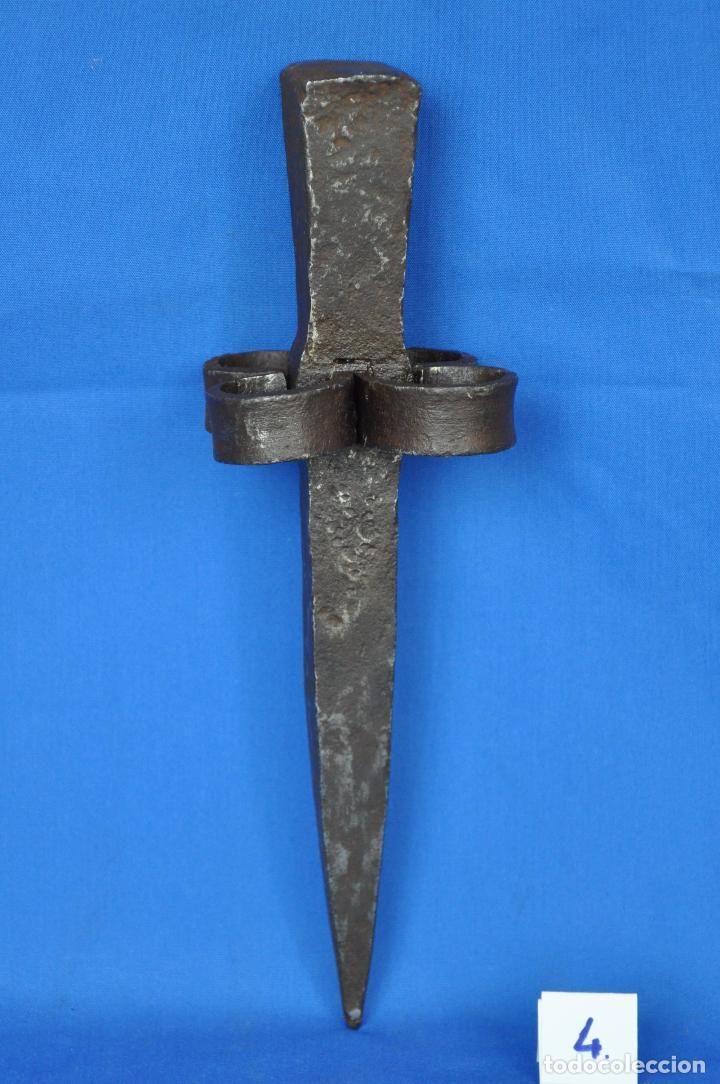 Antigüedades: Yunque para picar la guadaña.Nº 4 - Foto 2 - 95147375