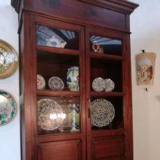 Antigüedades: VITRINA. Lote 95156363