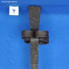 Antigüedades: YUNQUE PARA PICAR LA GUADAÑA.Nº 4. Lote 95147375
