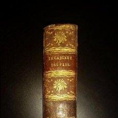 Antigüedades: TRAMPANTOJO SIGLO XIX. CAJA DE SEGURIDAD UTILIZANDO LIBRO S. XVIII.. Lote 95219891