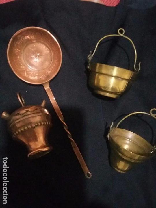 Antiguos objetos de cobre y bronce comprar antig edades varias en todocoleccion 95234787 - Objetos fabricados con cobre ...