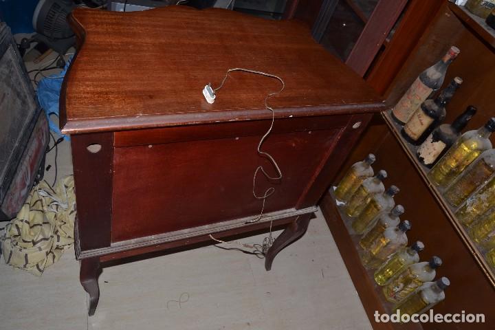 Antigüedades: mueble bar minibar - Foto 2 - 95247227