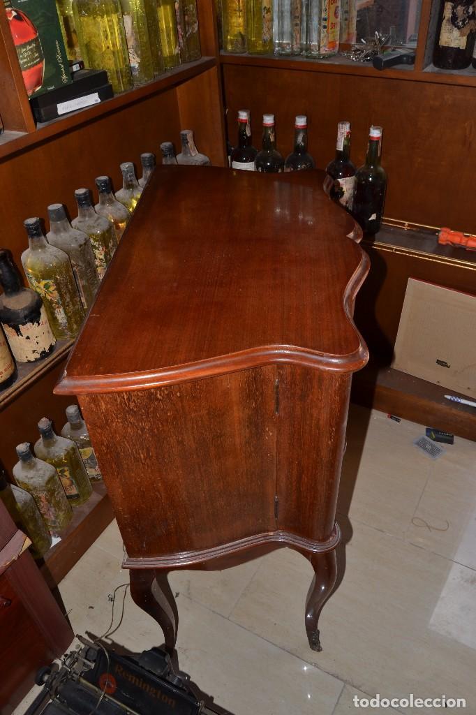 Antigüedades: mueble bar minibar - Foto 5 - 95247227