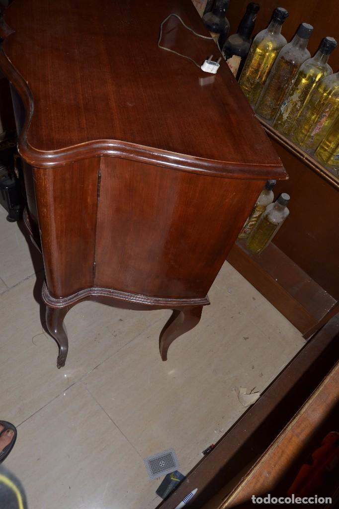Antigüedades: mueble bar minibar - Foto 6 - 95247227