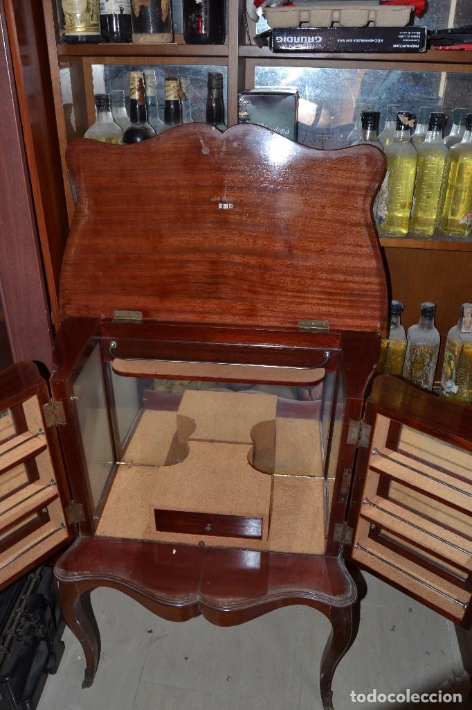 Antigüedades: mueble bar minibar - Foto 9 - 95247227
