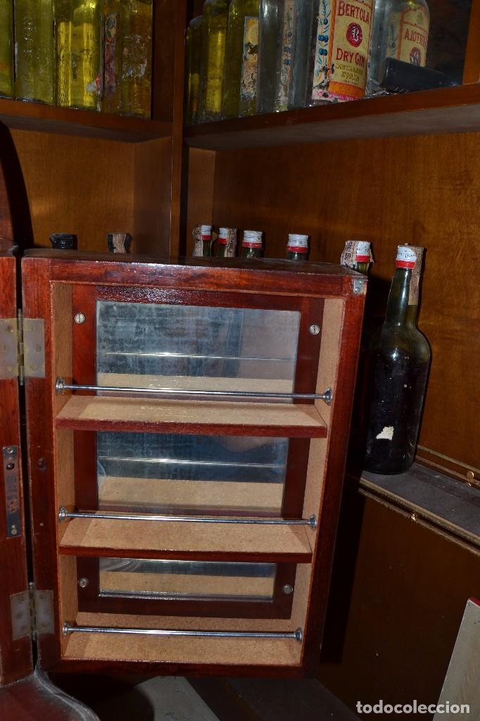 Antigüedades: mueble bar minibar - Foto 12 - 95247227