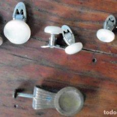 Antigüedades: ANTIGUO LOTE DE COMPLEMENTOS PARA CAMISAS. Lote 95252443