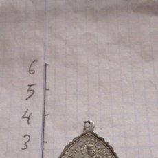 Antigüedades: MEDALLA DE ALUMINIO NTRA. SRA. DE MONTORNÉS. Lote 95284519