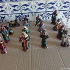 Antigüedades: LOTE DE 16-FIGURAS DEPORTAL DE BELEN . Lote 95312396