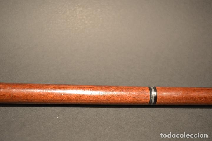 Antigüedades: ANTIGUO BASTON DE DOBLE USO MANGO EN BRONCE FORMA CABALLO - Foto 9 - 95338555