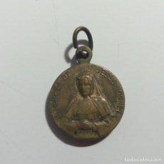 Antigüedades: ANTIGUO RELICARIO EX INDUMENTIS SANTA TERESA DE JESÚS JORNET. Lote 95340291