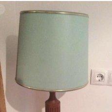 Antigüedades: LAMPARA DE MESA. Lote 95361147