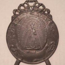 Antigüedades: ANTIGUA MATRIZ PROTOTIPO N. S. DE LA ESTRELLA PATRONA DE NAVAS DE SAN JUAN JAEN. Lote 95377911