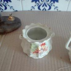 Antigüedades: ANTIGUA PIEZA DE CERÁMICA. Lote 95387470