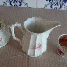 Antigüedades: ANTIGUA JARRITA DE CERÁMICA . Lote 95387508