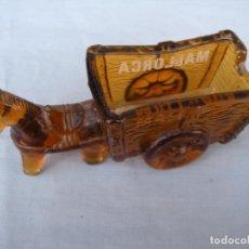 Antigüedades: CARRO VIDRIO MALLORCA. Lote 95467891