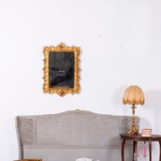 Antigüedades: CABECERO DE CAMA GRILLE. Lote 95549299