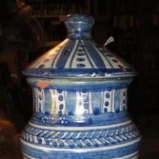 Antigüedades: ANTIGUO ALBARELO PUNTER, TERUEL. Lote 95550763