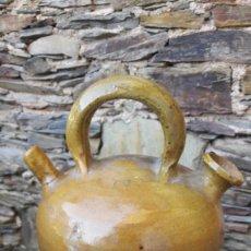 Antigüedades: ANTIGUO BOTIJO EN CERÁMICA CATALANA ,FRANCESA. Lote 95555719