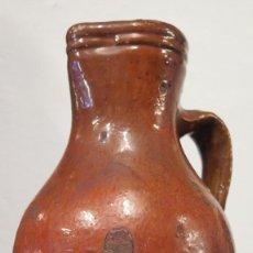 Antigüedades: ANTIGUA JARRA DE CUENCA. ALFARERIA POPULAR. Lote 95605031