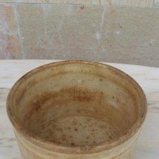 Antigüedades: RECIPIENTE DE CREIL ET MONTEREAU . Lote 95613128