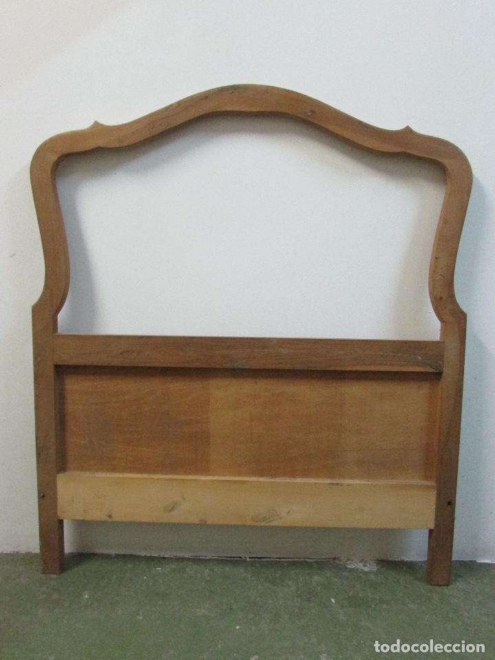 Cabecero para forrar cama 90 madera maciza nobl comprar - Forrar cabecero de cama ...