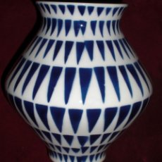 Antigüedades: ANTIGUA VASIJA PORCELANA SARGADELOS. Lote 95635375