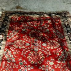 Antigüedades: FINE PERSIAN RUG. Lote 95825899