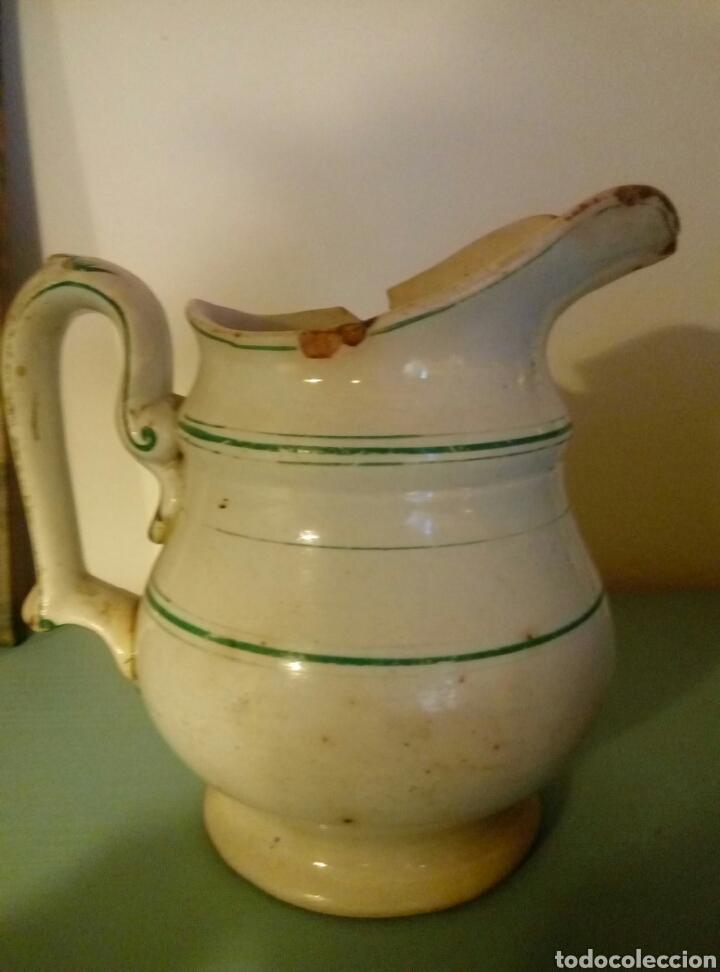 JARRA PICKMAN MEDALLA ORO EXPOSICION LONDRES 1862 (Antigüedades - Porcelanas y Cerámicas - La Cartuja Pickman)