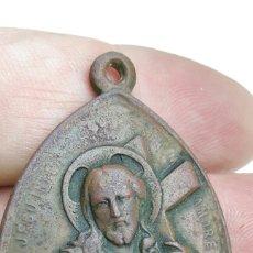 Antigüedades: GRAN MEDALLA SIGLO XIX. Lote 95891224