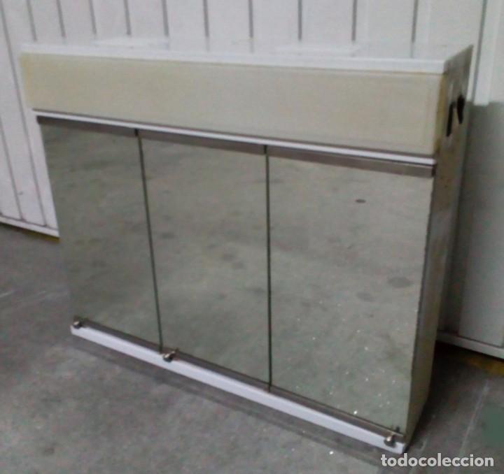 mueble romi con luz para cuarto de baño - Comprar Muebles Auxiliares ...