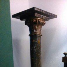 Antigüedades: COLUMNAS PEANA. Lote 95903023