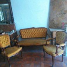 Antigüedades: ANTIGUO CONJUNTO. Lote 95942066