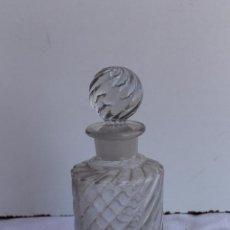 Antigüedades: FRASCO DE PERFUME BACCARAT MODELO BAMBU SIGLO XIX. Lote 95949843