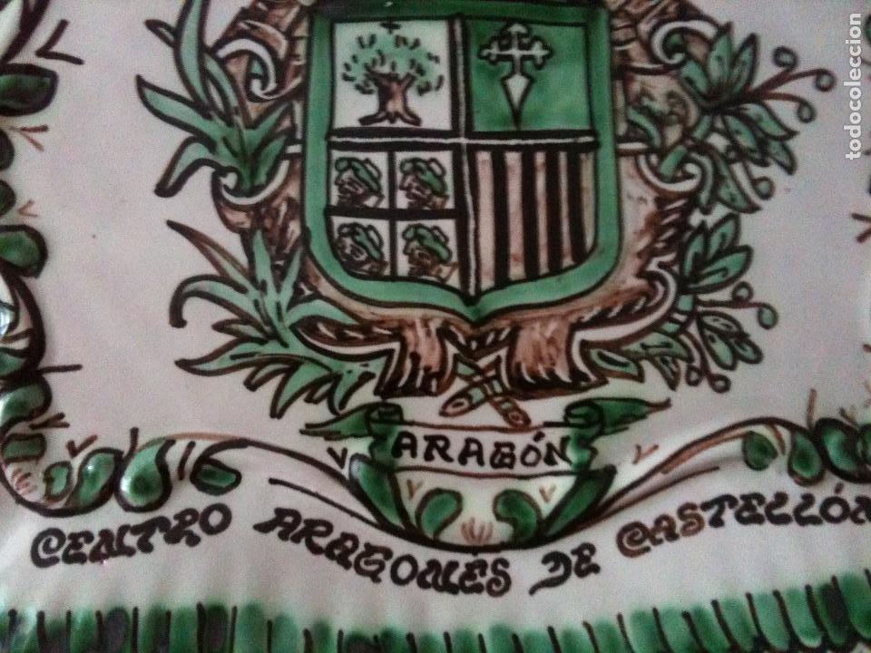 Antigüedades: BANDEJA DOMINGO PUNTER-ARAGON - Foto 4 - 95959859