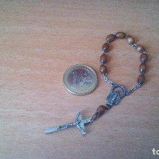 Antigüedades: ANTIGUO Y BONITO ROSARIO ..... ZXY. Lote 96012747
