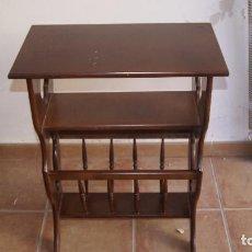Antigüedades: BONITA MESITA REVISTERO. Lote 96038331