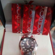 Relojes - Viceroy: DE OCASION RELOJ DE ACERO SIN USO , VICEROY. Lote 96135387