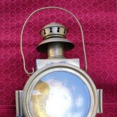 Antigüedades: FAROL DE LATÓN.. Lote 96141179